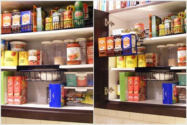 10 Clever Ideas To Organize Inside Your Kitchen Cabinets
