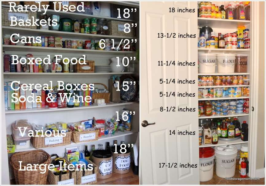 Creations 15 Smart Pantry Storage And Organization Hacks