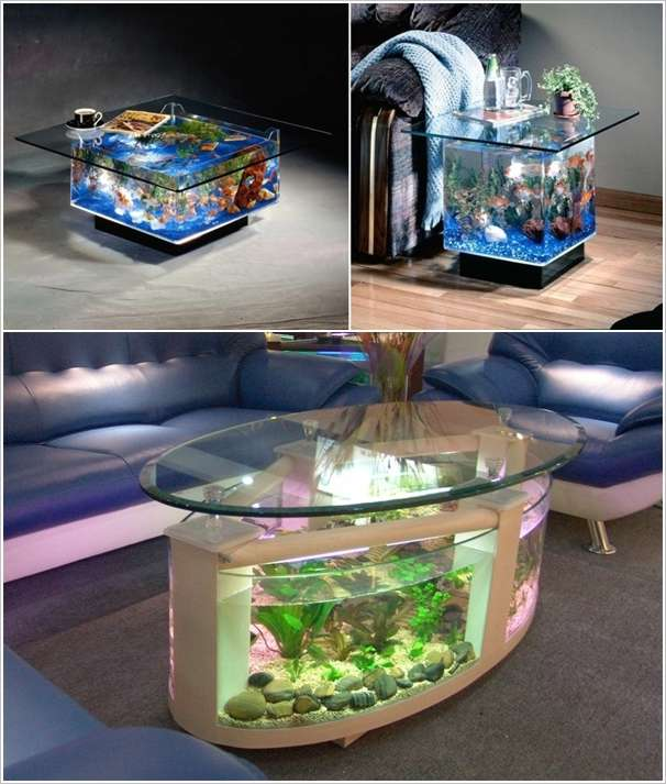 Kitchen Island Fish Tank amazing interior design — new post has been published on