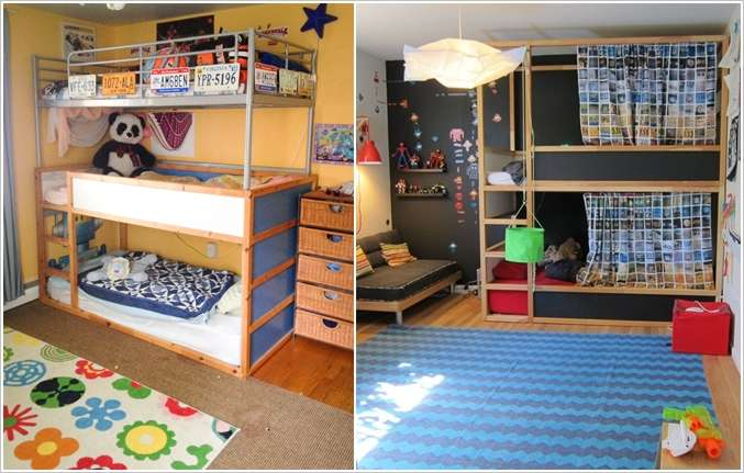 Ikea Kids Rooms 10 ingenious ikea furniture hacks for your kids' room