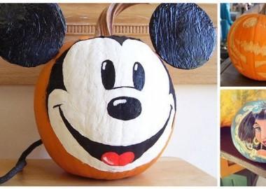 Disney-Inspired-Pumpkins