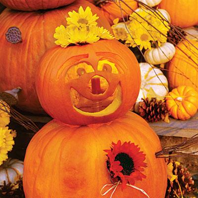 15 Super Cool Halloween Pumpkin Carving Ideas