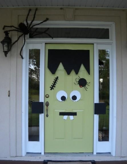 Fun  Halloween Porch
