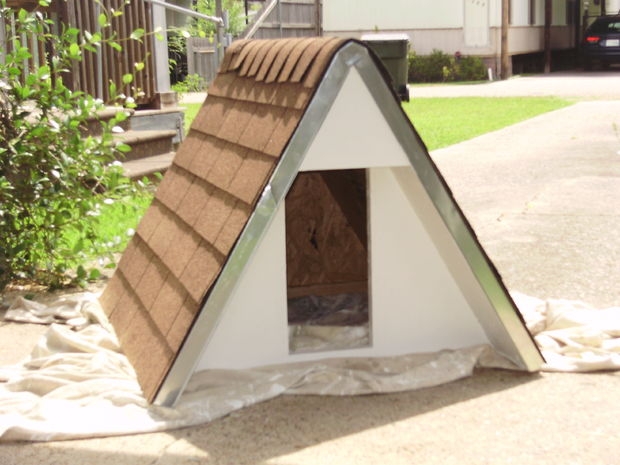 Interesting doghouse