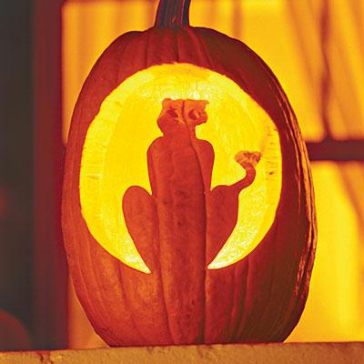 Kitty Pumpkin