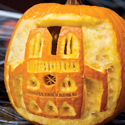 Postcard Pumpkin