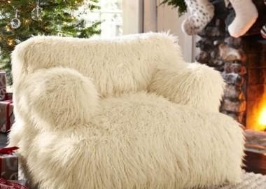 Shag Armchair
