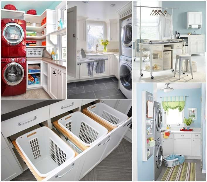 15 awesome laundry room storage and organization hacks for How to add a laundry room to your house