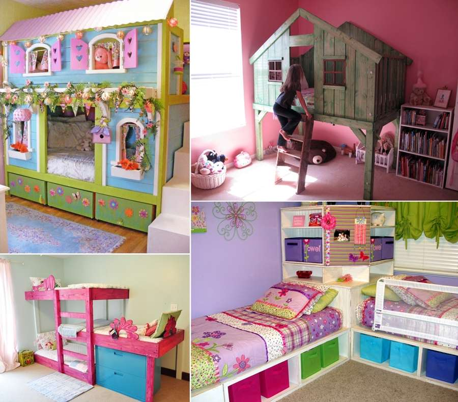 15 diy kids bed designs that will turn bedtime into fun time for Kids bed design