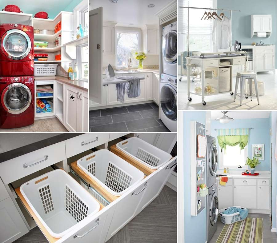 15 awesome laundry room storage and organization hacks Laundry room storage