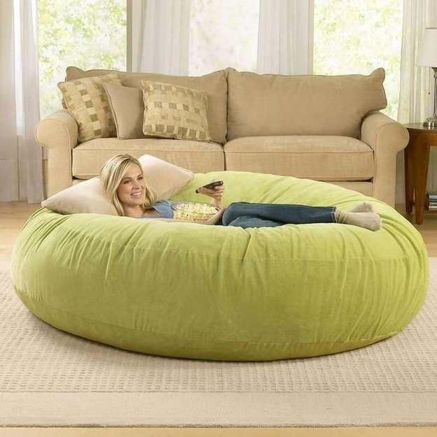giant beanbag
