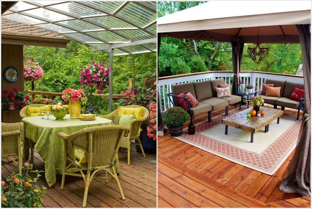 how to decorate your deck | Decoration For Home