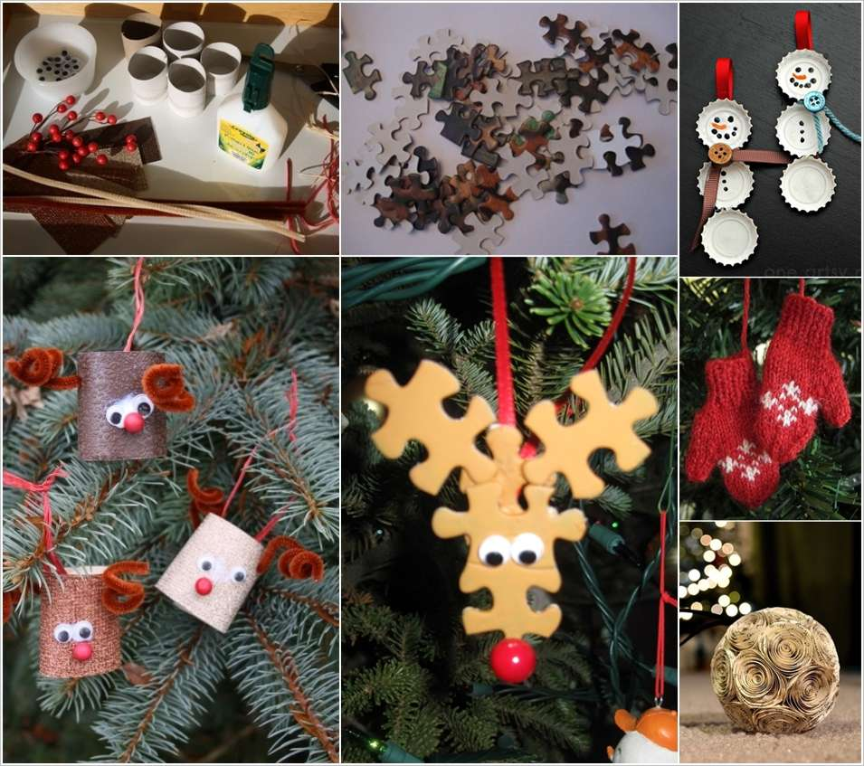 20 christmas ornament ideas that are more than awesome solutioingenieria Choice Image