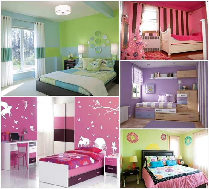 22 awesome paint color ideas for girls 39 room