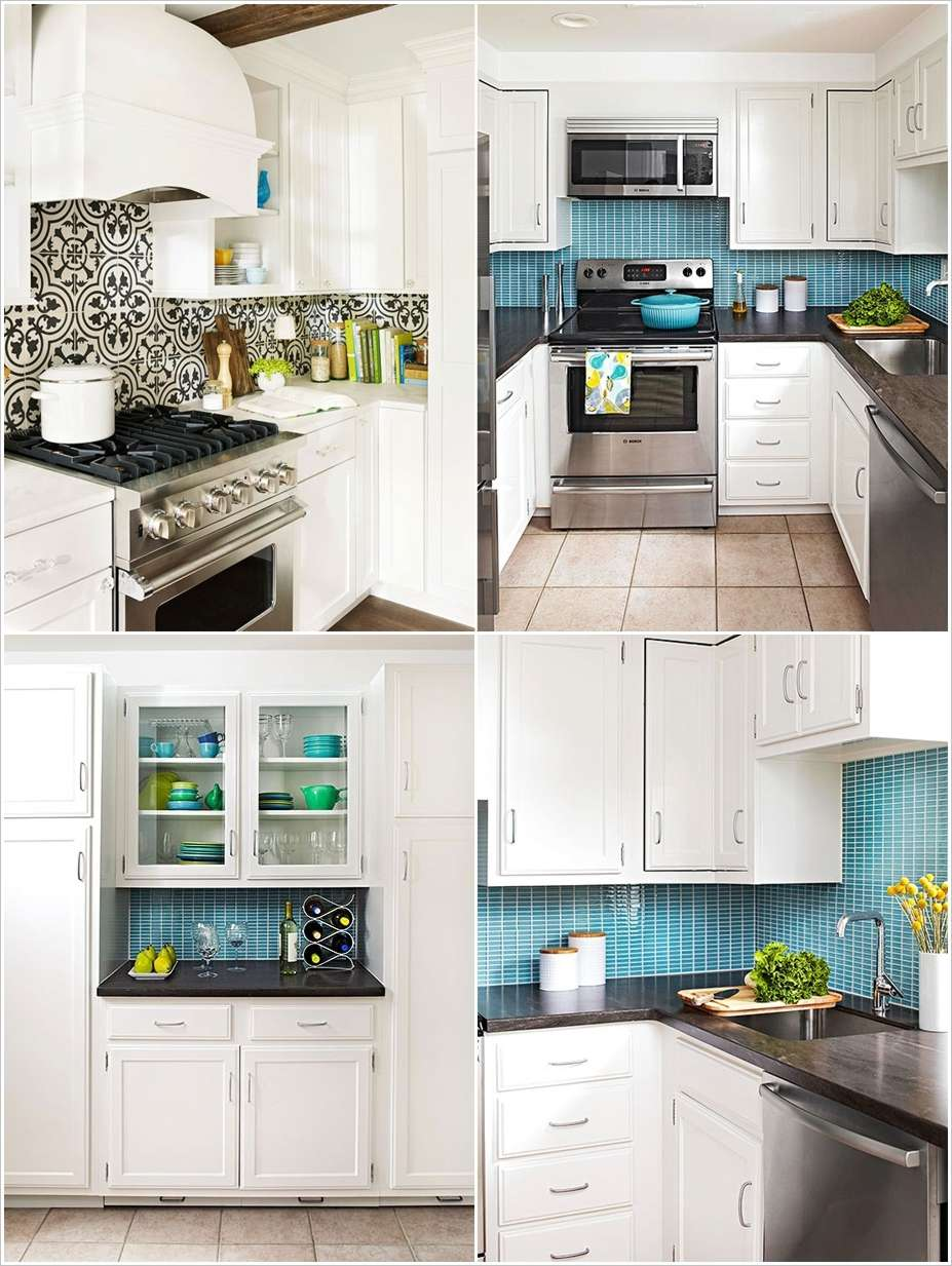30 Amazing Design Ideas For A Kitchen Backsplash: 13 Amazing Ideas To Create A Focal Point In Your Kitchen