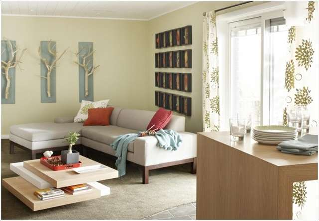 11 Ideas To Add Nature Inspiration To Your Living Room