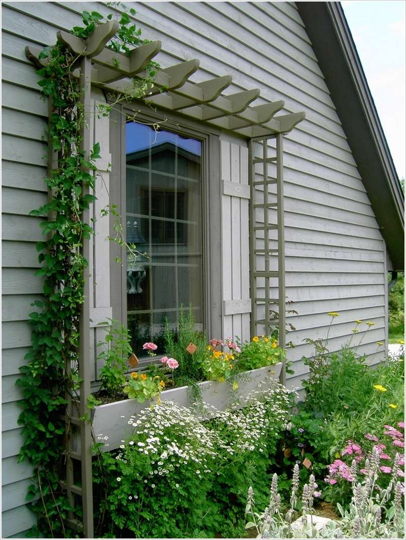 12 Amazing Ideas To Decorate Your Home S Exterior Window