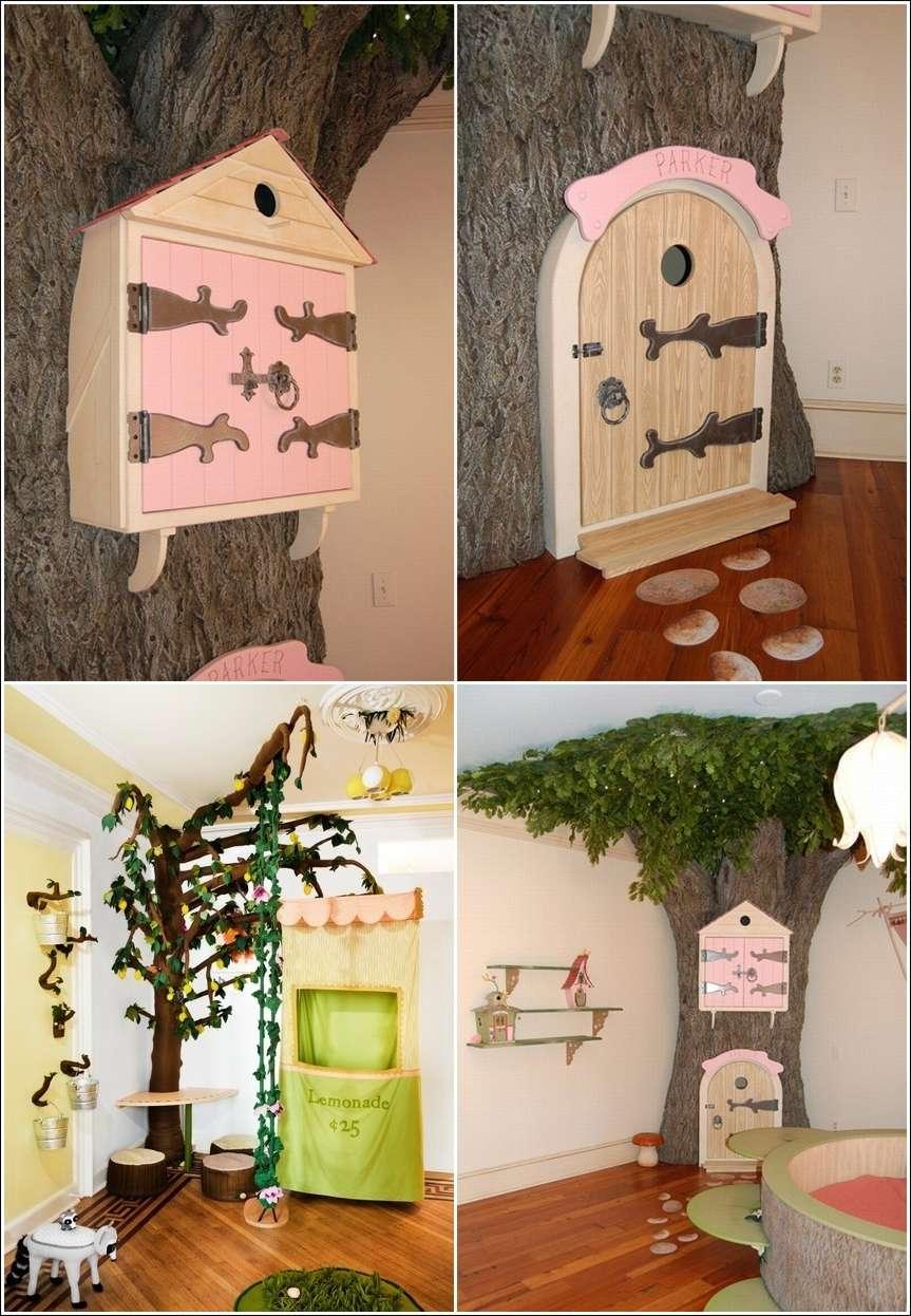 10 Whimsical Fairy Tale Inspired Girls Room Decor Ideas