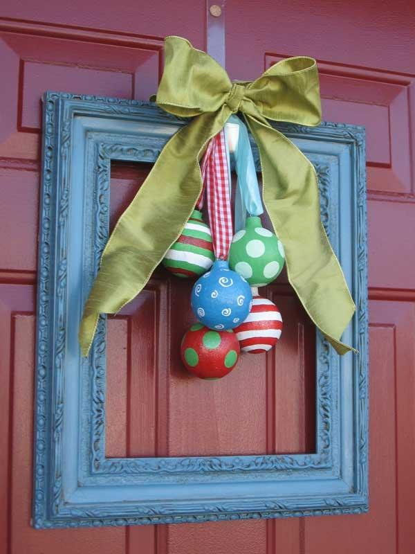 10 Amazing DIY Christmas Wreath Ideas
