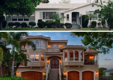 From Small Family Home to Splendid Residence