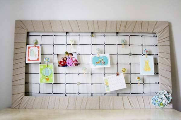 Memo Board for your wall