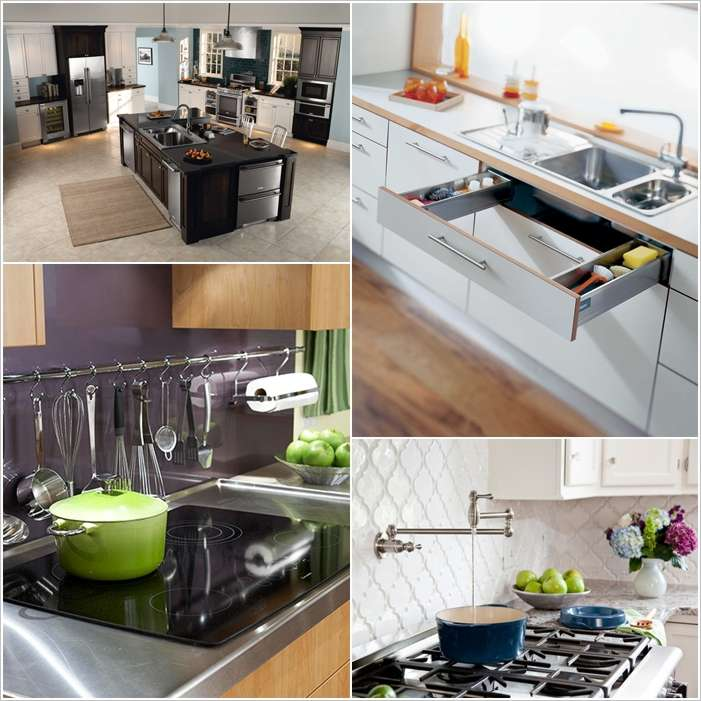 Fabulous Kitchen: 10 Fabulous Kitchen Features That You'll Love To Have
