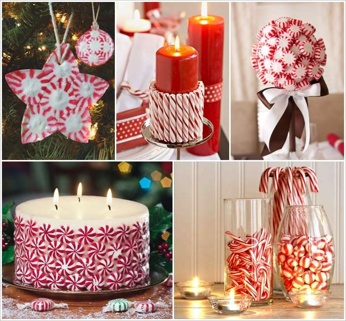 10 Festive Peppermint Holiday Craft Ideas For You To Try