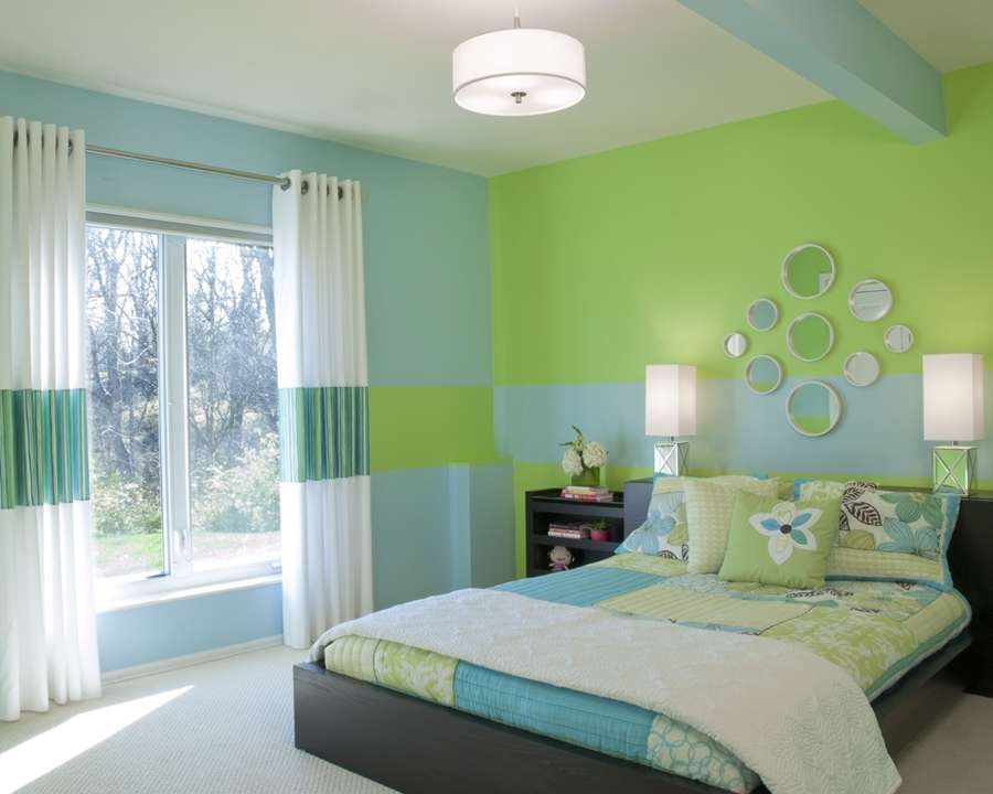 22 Awesome Paint Color Ideas for Girls' Room