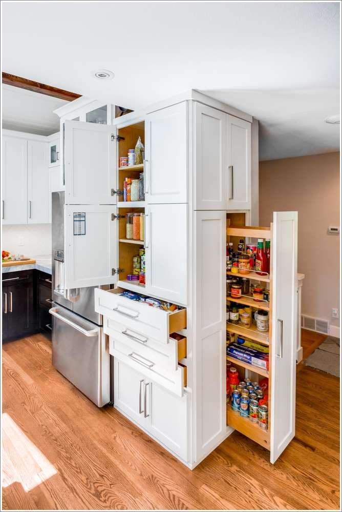 for kitchen storage 10 vertical kitchen storage ideas that will leave you inspired