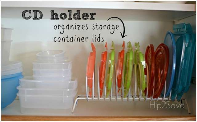 10 Awesome Lid Storage Ideas For Your Kitchen