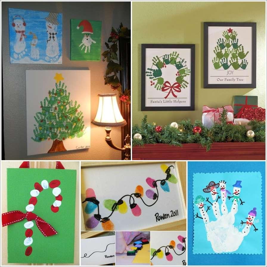 折り紙の いろいろな折り紙の作り方 : Christmas Crafts with Hands and Feet