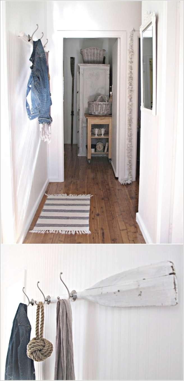 10 Diy Coat Rack Ideas For Your Mudroom