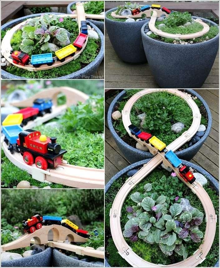 Amazing Interior Design 10 Totally Fun DIY Garden Table Ideas for ...