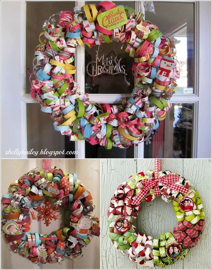 Unique christmas wreath ideas that you ll love to try