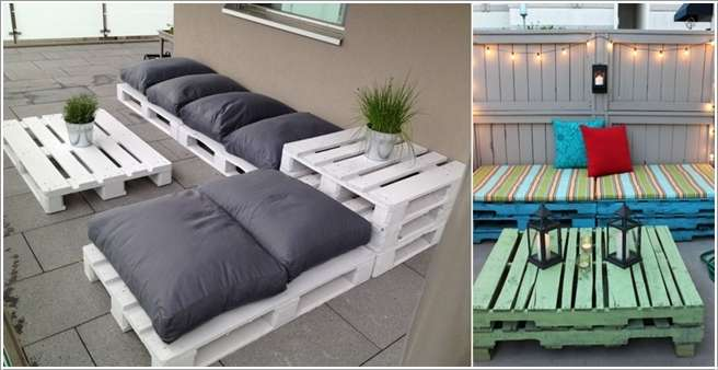 10 Awesome Outdoor Seating Ideas For Your Home