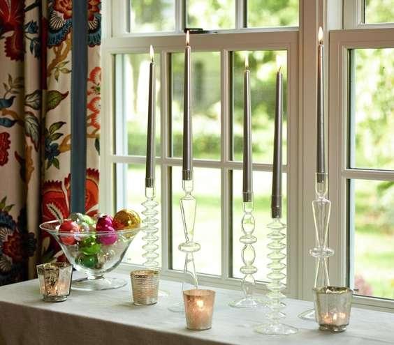 Classy Window Display