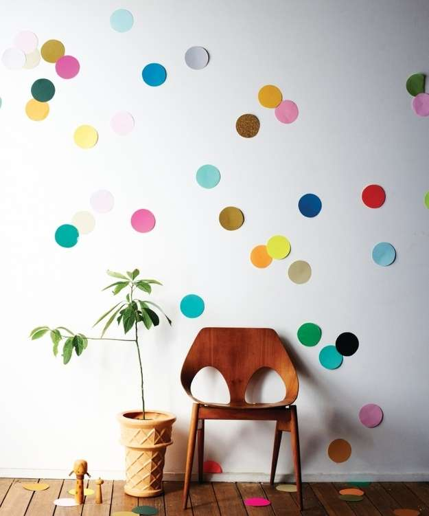 Confeti Wall Decoration