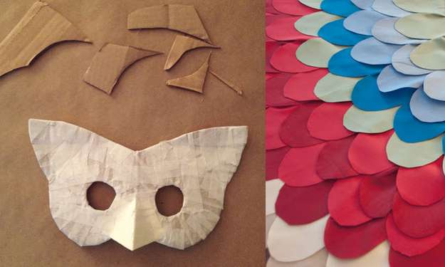 Create Masks for the guests