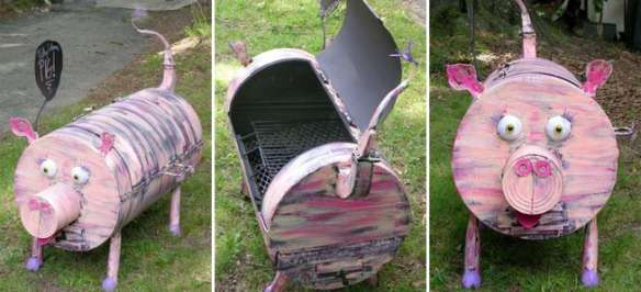 10 Amazingly Cool And Unique Bbq Grill Ideas