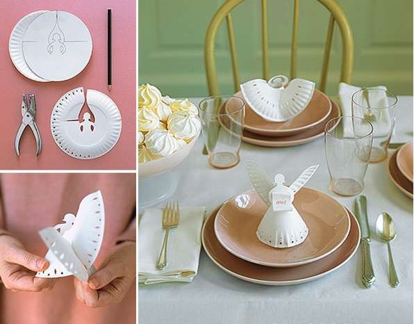 Easter Decorations Dollar Store Table Settings