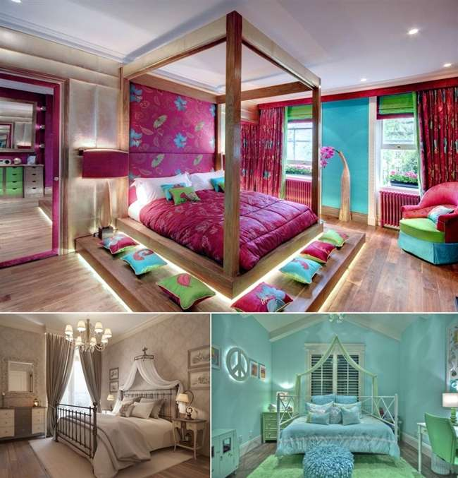 10 amazing ideas to design your bedroom in hotel style for Bedroom ideas hotel style