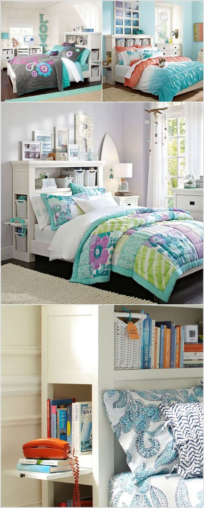 11  15 Space-Saving Bed Designs for Your Kids' Room 1120