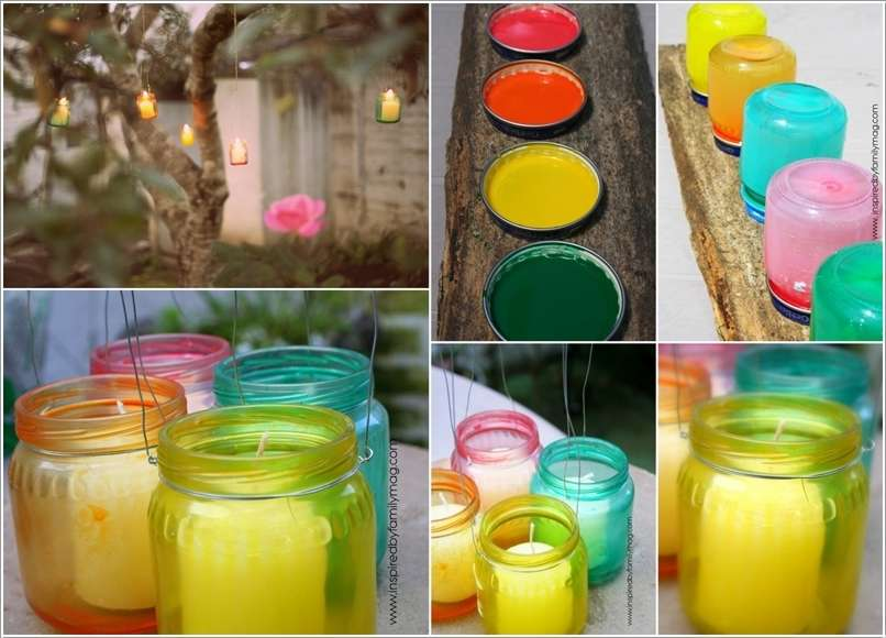 15  15 Awesome Ideas to Recycle Baby Food Jars for Home Decor 1512