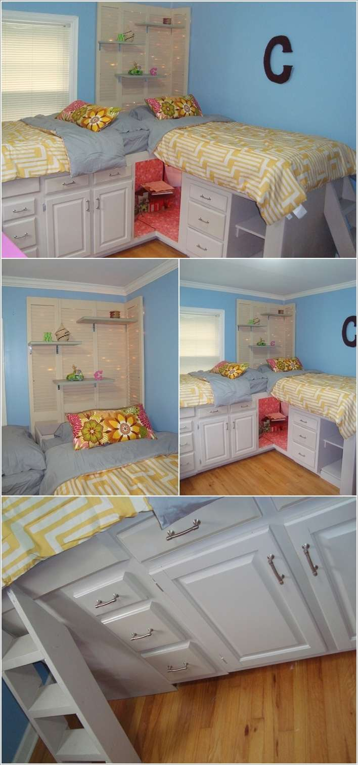 2  15 Space-Saving Bed Designs for Your Kids' Room 224
