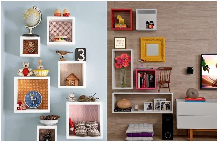 Amazing interior design superb ideas to decorate with wall boxes