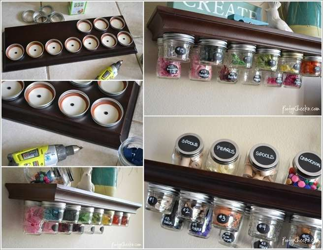 3  15 Awesome Ideas to Recycle Baby Food Jars for Home Decor 322