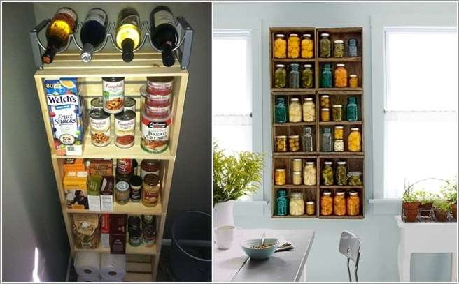10 ingenious ideas to organize with old wooden crates - Que faire avec des clementines ...