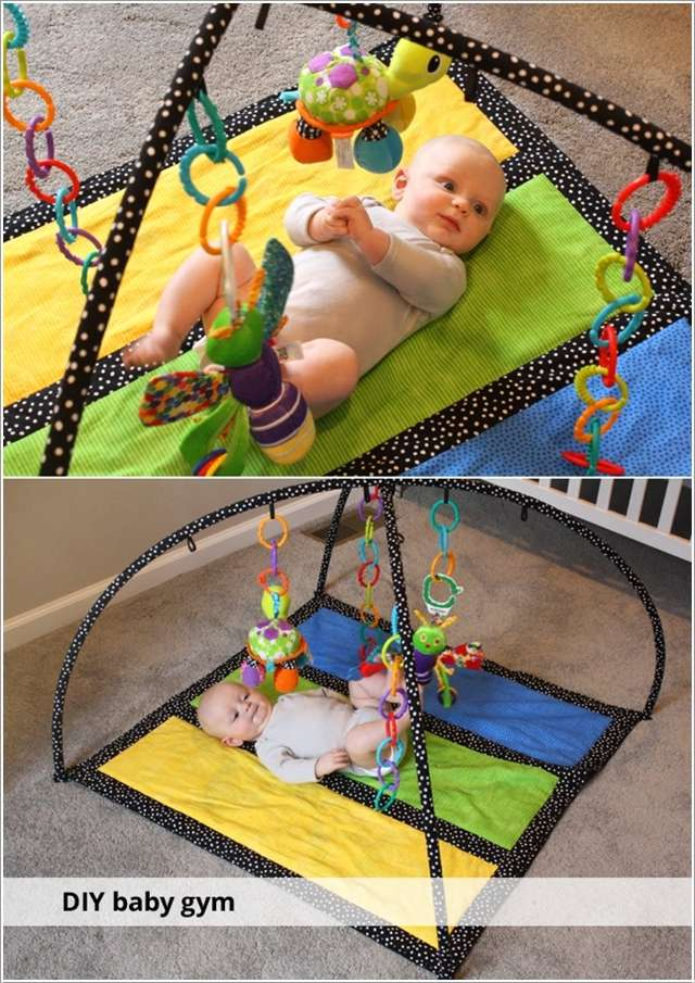 10 Cute Diy Baby Mats That You Ll Love To Make