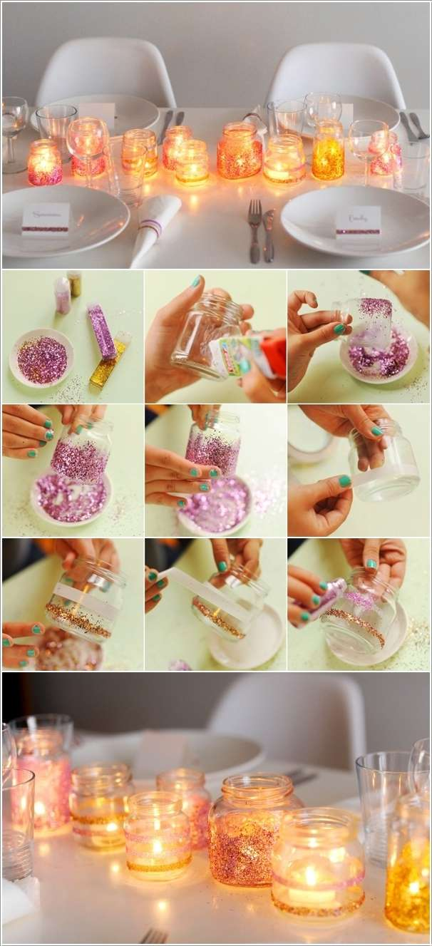 4  15 Awesome Ideas to Recycle Baby Food Jars for Home Decor 422