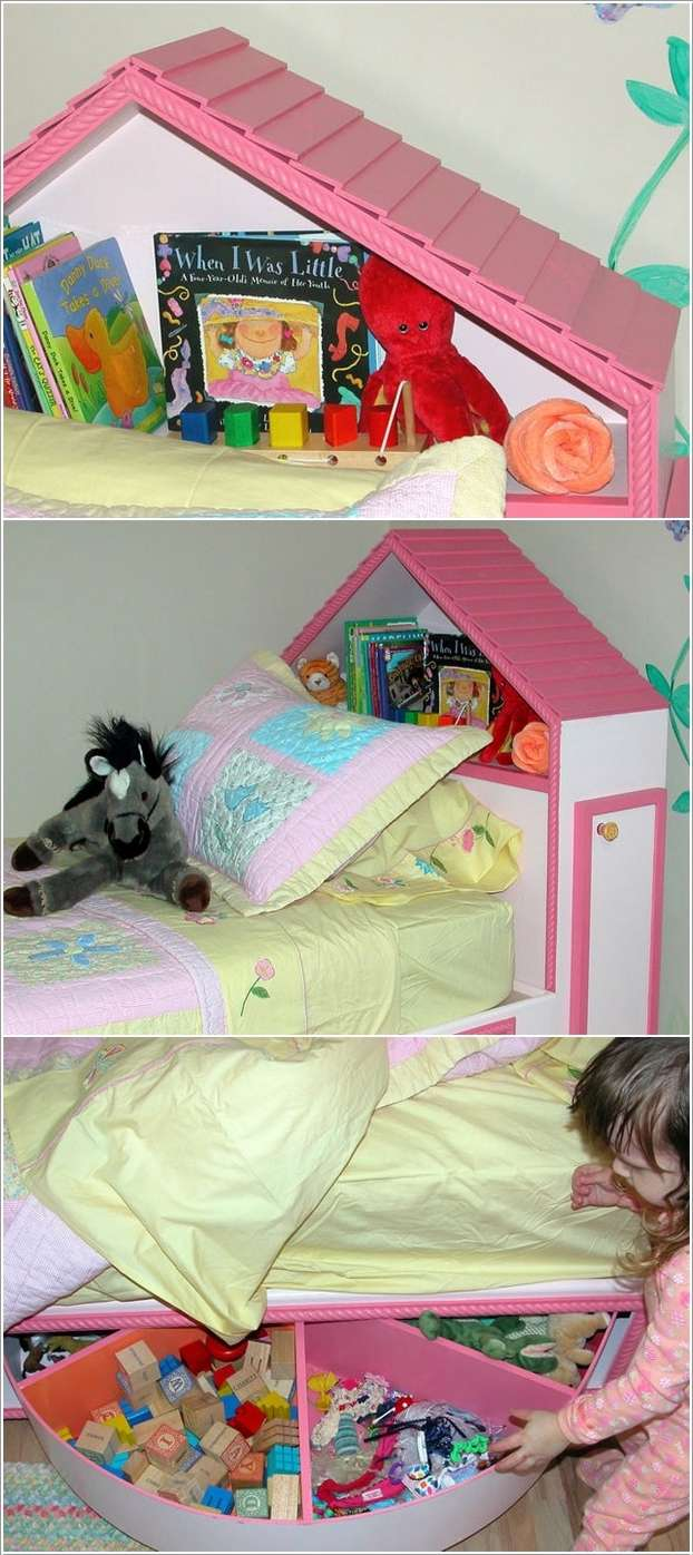 5  15 Space-Saving Bed Designs for Your Kids' Room 520